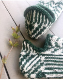 Grönska Slippers
