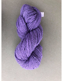 Nr 235 Lavendel, Ullgarn Tretrådigt