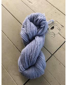 Nr 261 Ljust gråblå, Ullgarn Tvåtrådigt