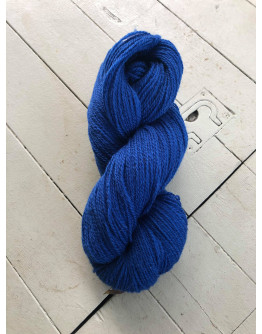 Nr 221 Kungsblå, Ullgarn Tvåtrådigt