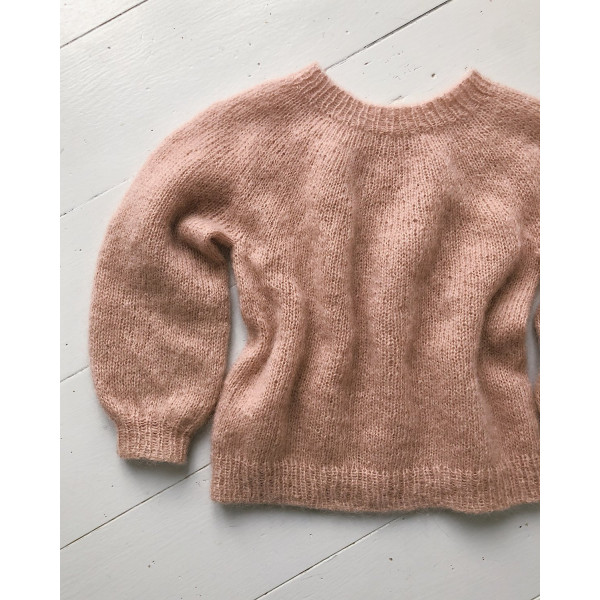 Novis Sweater Junior - Mohair Edition
