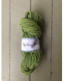 Ärtgrön, Sockgarn handfärgade naturfärger