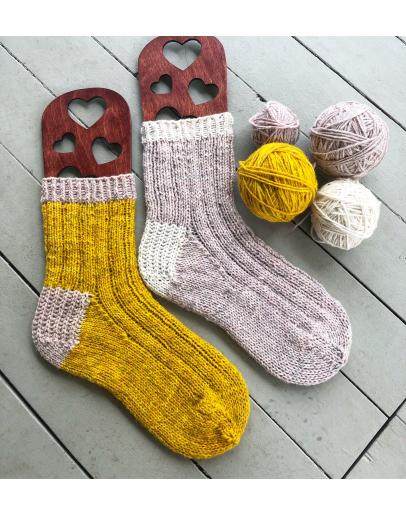 Varje-dag-sockorna