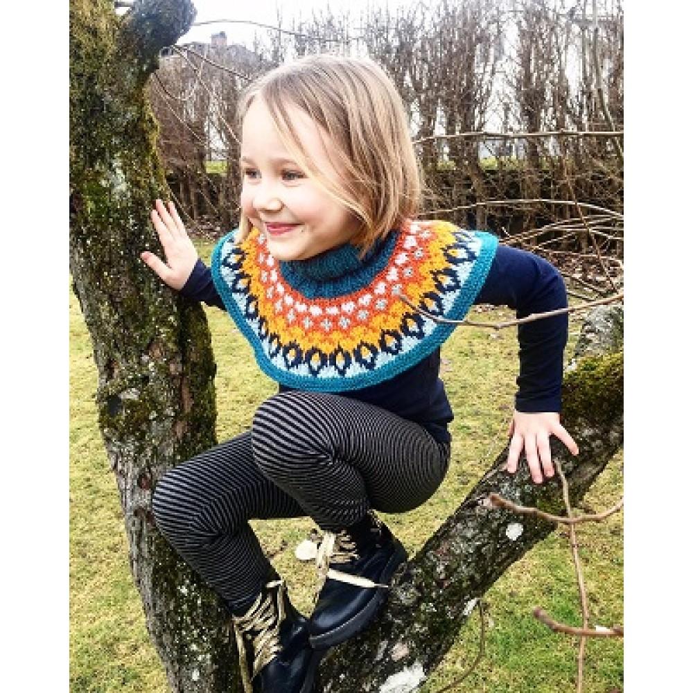 Kragen Galder Knitting Friend